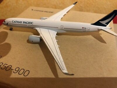 Herpa Wings Cathay Pacific A350-900 B-LRA 1:500