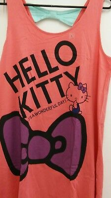 Hello Kitty Uniqlo sun dress Large
