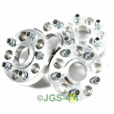 Land Rover Discovery 3 Wheel Spacers 30mm Terrafirma TF303