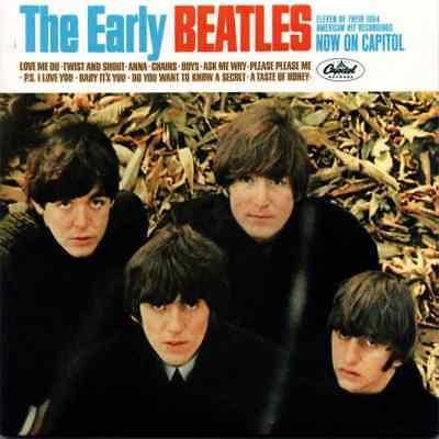 The Beatles - The Early Beatles New Cd  Cd