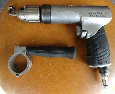 """Matco Tools 1/2"""" Heavy Duty Reversible Variable Speed Air Drill MT1827"""