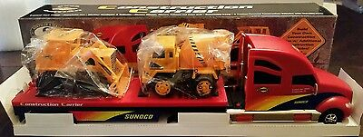 Sunoco 2002 Edition Construction Carrier #9 in Series