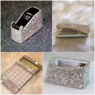 High Quality Diamond Crystal Bling Bling Office ,School Supply, Great GIFT idea