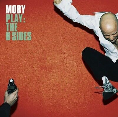 MOBY PLAY THE B SIDES 2 X Red Vinyl LP New & Sealed <Pre-Order 09.02.18>