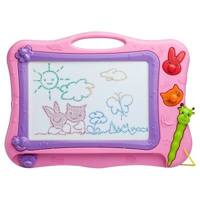 Magnetic Drawing Board Educational Toys Girls Toy For 3+ Years Toddler Learning