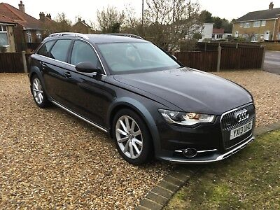 2013 Audi A6 Allroad 3.0 Tdi Quattro Estate 68000 Fsh Immaculate Condition