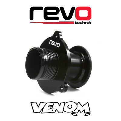 REVO Performance Aluminium Turbo charger Muffler Delete VW Golf MK7 GTi 2.0TSi