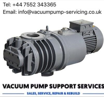 Vacuum Pump-Edwards EH 500 Booster/Roots-SERVICED-WARRANTY-FREE P&P..£3495..call