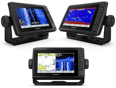 "Garmin Eco/Gps 7"" EchoMap Plus 72sv SideVü ClearVü CHIRP 010-01896-00 #60120261"