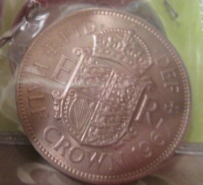 1967 Great Britain   1/2 Crown