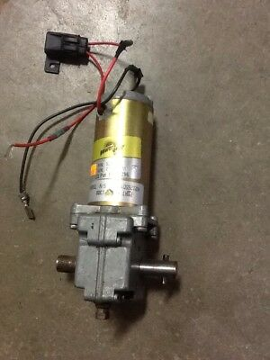 Power gear slide out motor 10100000 10 cad for Rv slide out motor power gear