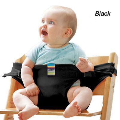 Feeding Portable High Chair Fastener Belt Safety Baby Dining Seat Harness Baby