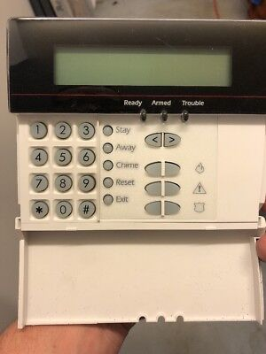 DSC LCD-5500Z SECURITY KeyPad for Alarm System