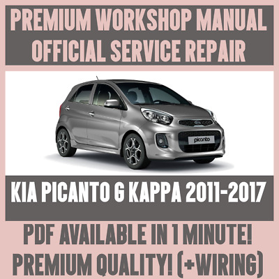 workshop manual service repair guide for kia picanto g kappa 2011 rh picclick co uk kia picanto service_repair_manual_download.pdf kia picanto repair manual pdf