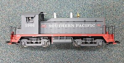 usa trains nw-2 southern pacific locomotive