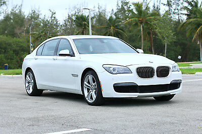 2012 BMW 7-Series 750Li 4dr Sedan 2012 BMW 7 series 750i 750xi 740i 740xi 750li 2014 2013 Mercedes S550 S class