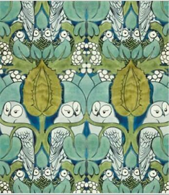1 Sheet of Luxury Owls Gift Wrap Wrapping Paper Museums & Galleries