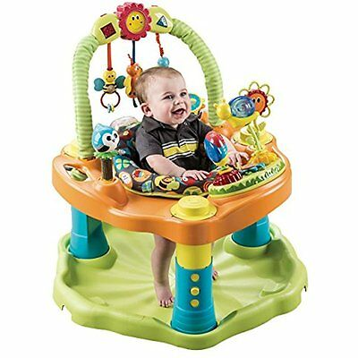 ExerSaucer Double Fun Saucer, Bumbly