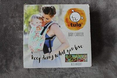 Tula Baby Carrier Bliss Boquet