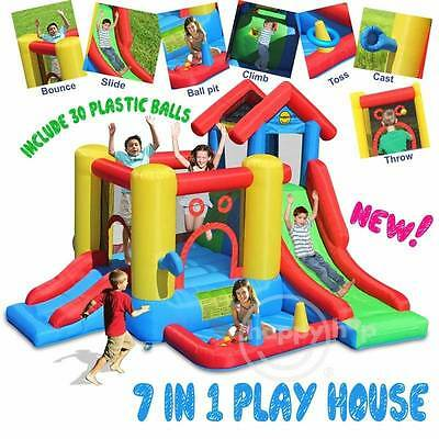 Happy Hop 7 in 1 Playhouse (PICK UP AVAILABLE SYDNEY METRO)