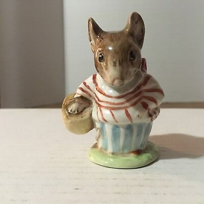 Beatrix Potter's, Mrs Tittlemouse, Copyright 1948,  Made in England