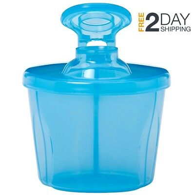 Baby Milk Powder Dispenser Formula Storage Scoop Size Bottle Travel Container