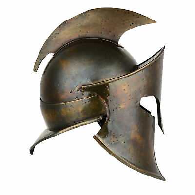 Medieval Viking Spartan King Leonidas 300 Movie Greek ArmourRoman Helmet Costume