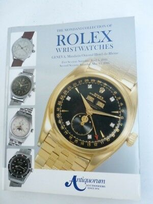 ROLEX The mondani collection of ROLEX Wristwatches (13969)