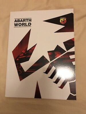 Fiat Abarth And 500 Launch Brochure