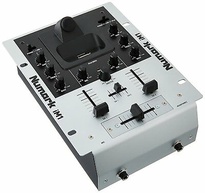 Numark - iM1 - 2-Channel DJ mixer with iPod Dock