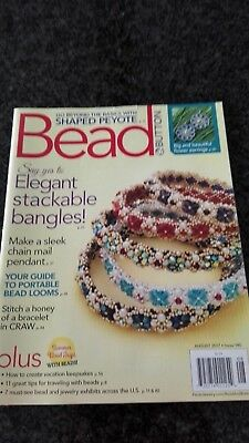 Bead & Button August 2017