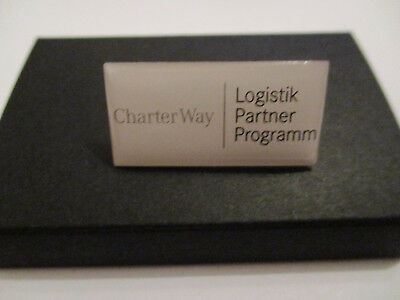 "Mercedes Pin ""CharterWay -Logistik Partner Programm"""