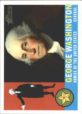 2009 Topps American Heritage Heroes (Pick From List)