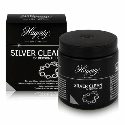 Hagerty Silver Clean Dip Bath For Cleaning Silver Plate Jewellery Jewel Shine