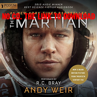 The Martian - Andy Weir (AUDIOBOOK)