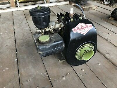 Briggs And Stratton Engine Model 5s