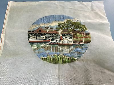 Long Stitch - Paddle Boat - Complete