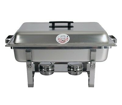 9L Oz Chef Chafing Dish Stainless Steel Food Buffet Warmer