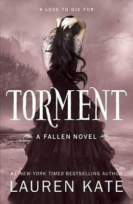 NEW Torment By Lauren Kate Paperback Free Shipping