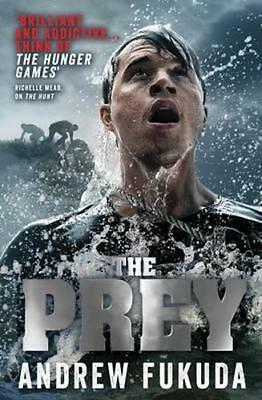 NEW The Prey By Andrew Fukuda Paperback Free Shipping