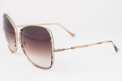 e3a91dd46403 DITA Bluebird Two Brown Swirl Gold   Brown Gradient Sunglasses DRX-21011-B  65mm