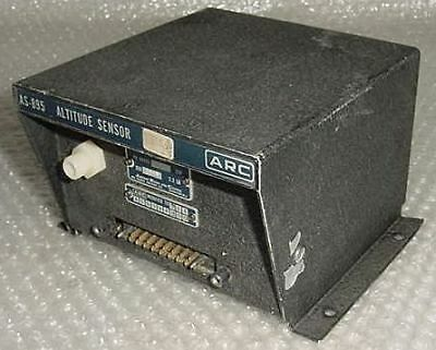 44400-0000, Cessna Aircraft / ARC Avionics AS-895 Altitude Sensor