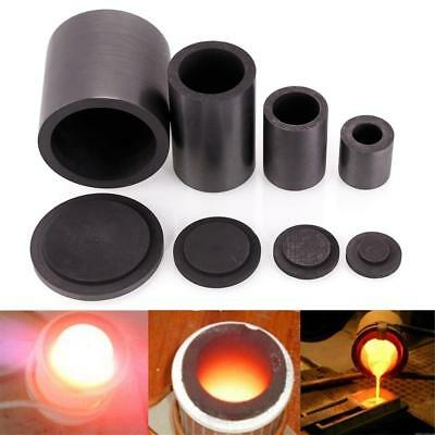 Melting Tool Gold Silver Copper Graphite Furnace Crucible Casting Foundry Set