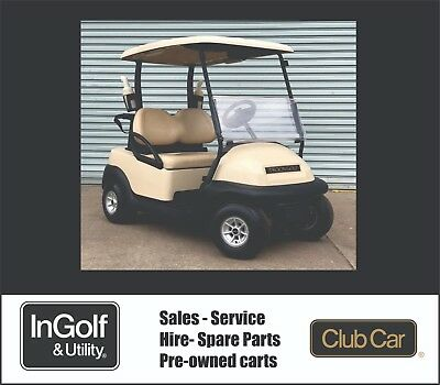 2014 Club Car PRECEDENT 48V Electric Golf Cart Buggie Buggy ERIC