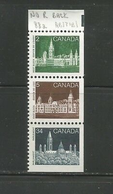 BOOKLET STRIP FROM 947a  # 939, 941, 947