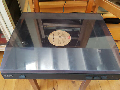 Sony PS-LX250H fully automatic turntable - Works fine