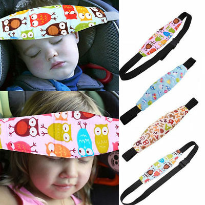 Easy Baby Child Stroller Car Seat Sleep Nap Aid Head Support Holder Belt Strap