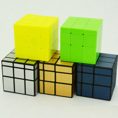 Qiyi Cube Magic Mirror Puzzle Speed Twist Intelligence Brain Game Kids Toy Gift
