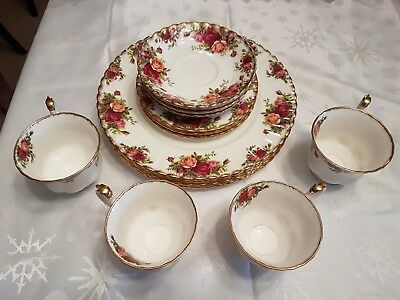 Royal Albert Old Country Roses Dining Set