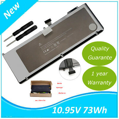 "6600mAh Macbook batterie Pour Apple Macbook Pro 15"" pouce A1321 A1286(2009 2010)"